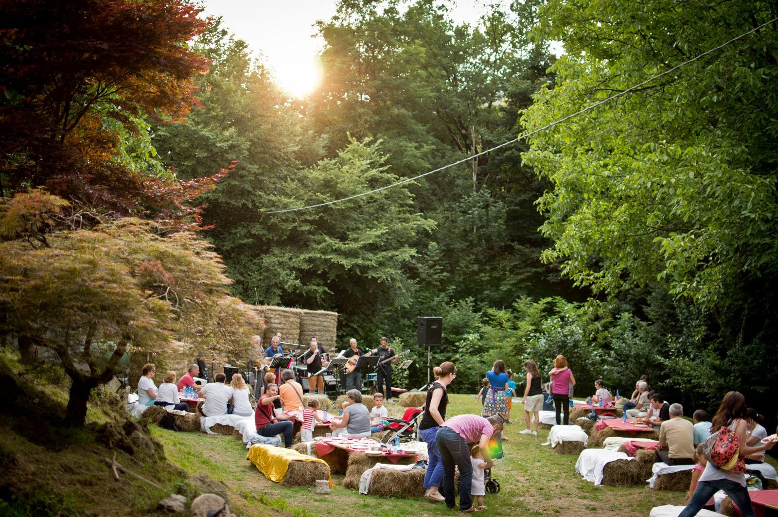 Eventi, feste e laboratori in azienda agricola biologica tra Lago di Garda e Lago d'Idro